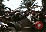 Image of Victory Day parade Tunis Tunisia, 1943, second 11 stock footage video 65675066352