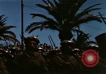 Image of Victory Day parade Tunis Tunisia, 1943, second 2 stock footage video 65675066353