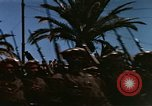 Image of Victory Day parade Tunis Tunisia, 1943, second 5 stock footage video 65675066353