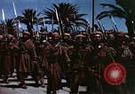 Image of Victory Day parade Tunis Tunisia, 1943, second 7 stock footage video 65675066353