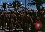 Image of Victory Day parade Tunis Tunisia, 1943, second 8 stock footage video 65675066353