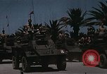Image of Victory Day parade Tunis Tunisia, 1943, second 3 stock footage video 65675066354