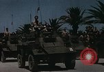 Image of Victory Day parade Tunis Tunisia, 1943, second 4 stock footage video 65675066354