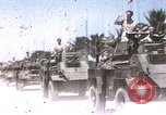 Image of Victory Day parade Tunis Tunisia, 1943, second 6 stock footage video 65675066354