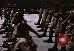 Image of Victory Day parade Tunis Tunisia, 1943, second 1 stock footage video 65675066355