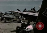 Image of bomb wrecked aircraft Tunis Tunisia, 1943, second 2 stock footage video 65675066358