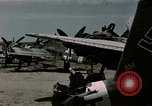 Image of bomb wrecked aircraft Tunis Tunisia, 1943, second 3 stock footage video 65675066358