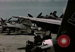 Image of bomb wrecked aircraft Tunis Tunisia, 1943, second 4 stock footage video 65675066358