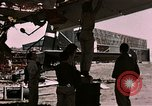 Image of wrecked German aircraft Tunis Tunisia, 1943, second 8 stock footage video 65675066359