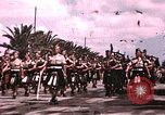Image of Victory Day parade Tunis Tunisia, 1943, second 1 stock footage video 65675066360
