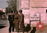 Image of bomb wreckage Tunis Tunisia, 1943, second 7 stock footage video 65675066362