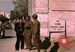 Image of bomb wreckage Tunis Tunisia, 1943, second 8 stock footage video 65675066362