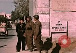 Image of bomb wreckage Tunis Tunisia, 1943, second 9 stock footage video 65675066362