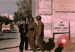 Image of bomb wreckage Tunis Tunisia, 1943, second 11 stock footage video 65675066362