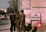 Image of bomb wreckage Tunis Tunisia, 1943, second 12 stock footage video 65675066362