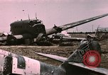 Image of bomb wrecked aircraft Tunis Tunisia, 1943, second 11 stock footage video 65675066363