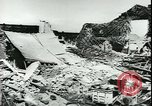 Image of bomb damage Antwerp Belgium, 1943, second 12 stock footage video 65675066368