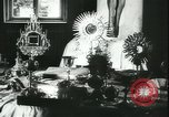 Image of Catholic relics in World War 2 Poland  Kowel Poland, 1944, second 6 stock footage video 65675066375
