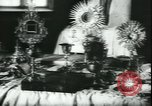 Image of Catholic relics in World War 2 Poland  Kowel Poland, 1944, second 11 stock footage video 65675066375