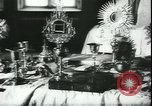 Image of Catholic relics in World War 2 Poland  Kowel Poland, 1944, second 12 stock footage video 65675066375