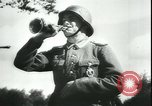 Image of German cadets Germany, 1944, second 4 stock footage video 65675066377