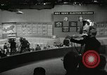 Image of 1960 Presidential Election news headquarters operations United States USA, 1960, second 3 stock footage video 65675066387