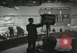 Image of 1960 Presidential Election news headquarters operations United States USA, 1960, second 6 stock footage video 65675066387