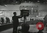 Image of 1960 Presidential Election news headquarters operations United States USA, 1960, second 7 stock footage video 65675066387