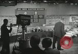 Image of 1960 Presidential Election news headquarters operations United States USA, 1960, second 10 stock footage video 65675066387