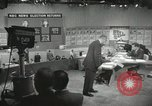 Image of 1960 Presidential Election news headquarters operations United States USA, 1960, second 12 stock footage video 65675066387