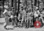 Image of gas obstacle course Maryland United States USA, 1943, second 8 stock footage video 65675066398