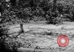 Image of gas obstacle course Maryland United States USA, 1943, second 5 stock footage video 65675066401