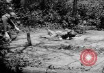 Image of gas obstacle course Maryland United States USA, 1943, second 6 stock footage video 65675066401