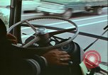 Image of city tour bus Washington DC USA, 1972, second 7 stock footage video 65675066413