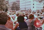Image of Farragut Square Washington DC USA, 1972, second 6 stock footage video 65675066415