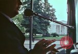 Image of city tour bus Washington DC USA, 1972, second 4 stock footage video 65675066416