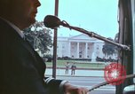Image of city tour bus Washington DC USA, 1972, second 8 stock footage video 65675066416