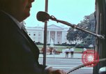 Image of city tour bus Washington DC USA, 1972, second 11 stock footage video 65675066416