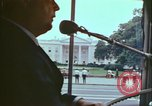 Image of city tour bus Washington DC USA, 1972, second 12 stock footage video 65675066416