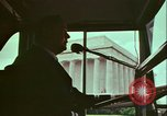 Image of Lincoln Memorial Washington DC USA, 1972, second 8 stock footage video 65675066425
