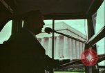 Image of Lincoln Memorial Washington DC USA, 1972, second 9 stock footage video 65675066425