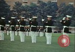 Image of United States Marine Corps drill Arlington Virginia USA, 1972, second 6 stock footage video 65675066430