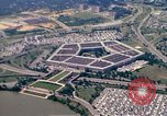 Image of Pentagon Arlington Virginia USA, 1972, second 3 stock footage video 65675066431