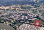 Image of Pentagon Arlington Virginia USA, 1972, second 12 stock footage video 65675066431