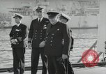 Image of Winston Churchill Malta, 1945, second 2 stock footage video 65675066454
