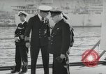 Image of Winston Churchill Malta, 1945, second 3 stock footage video 65675066454