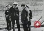 Image of Winston Churchill Malta, 1945, second 4 stock footage video 65675066454