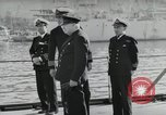 Image of Winston Churchill Malta, 1945, second 7 stock footage video 65675066454