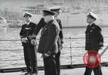 Image of Winston Churchill Malta, 1945, second 9 stock footage video 65675066454