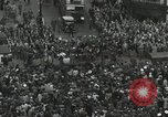 Image of Victory in Europe Day London England United Kingdom, 1945, second 5 stock footage video 65675066455